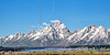 Grand Teton Mountains, Grand Teton National Park, Wyoming Wyoming, USA