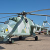 Mil Mi-24 Hind   Serial No. B4002<br /> <br /> Attack helicopter still in service with Russia and more than 30 other countries around the world.