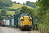 D6737 (37 037 Loch Treig<br /> Buckfastleigh, South Devon Railway<br /> <br /> 22 July 2014