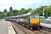 57604 'Pendennis Castle' gets another run with 2E75 summer relief service from Par to Exeter St Davids.<br /> Seen here entering Newton Abbot<br /> <br /> 19 July 2014