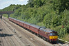 33029 passing Twyford with 5Z37 ECS from Bristol Kingsland Road to Southall Depot<br />  <br /> 28 July 2014