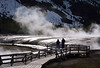 Black Sand Geyser Basin<br /> Yellowstone NP.