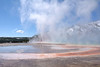 Grand Prismatic Spring, Yellowstone NP.