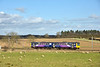 Norther Pacer 142027 approaches Colton Junction forming 2R08 1503 service from Hull to York<br /> <br /> 26 March 2015