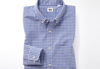 2012-04-24 Uniqlo Extra Fine Cotton Broadcloth Check Long Sleeve Shirt $19 90