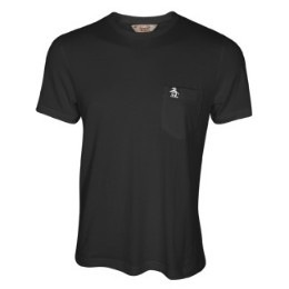 2011-04-29 Original Penguin Classic Fit Pocket Polo (Black) $19 99