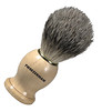 2012-12-25 Tweezerman Shaving Brush $0