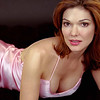 Laura Harring in Pink