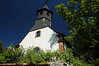 Blue Spring Skies and Catholic Church in Hohenecken, Germany
