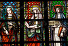 saints,heiligen,stained glaas,glasraam,vitrail,Brussels,Brussel,Bruxelles,Zavelkerk,èglise du Sablon