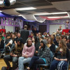 "Students at ""I Can Do Anything"" High School in Reno,NV hear Joel Feldman presenting the  EndDD message."