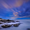 Cloud Movement - Beavertail State Park, Rhode Island.