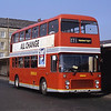 Stagecoach Ribble 1448 Lancaster Bus Stn Sep 91