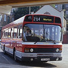 Stagecoach Ribble 849 Lancaster Bus Stn Sep 91