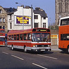 Stagecoach Ribble 879 Cannon St Manchester Sep 91
