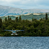 _DSC9964-Float Plane Landing, Lake Illiamna, AK