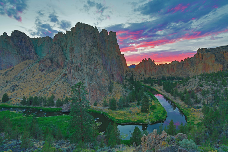 ~ Crooked River ~
