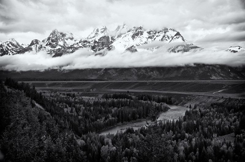 Teton-Ansel's Snake River photo by Ken Dvorak