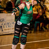 "Gold City Rollers ""Intraleague 2013"": Ora Bandits vs Hainault Horrors - 17/08/2013: Kalgoorlie"