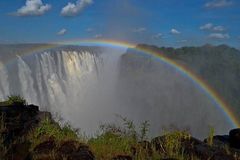 The Devil's Cataract, Victoria Falls