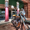 Motorcyles on Route 66