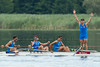 World Rowing Under 23 Championships 2014, Varese, Italy.<br /> <br /> Final (places 1-6)<br /> M4-