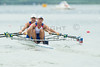 World Rowing Under 23 Championships 2014, Varese, Italy.<br /> Thursday<br /> Heats<br /> M2X