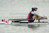 World Rowing Under 23 Championships 2014, Varese, Italy.<br /> <br /> Final C (Places 13-18)<br /> W1X