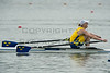 World Rowing Under 23 Championships 2014, Varese, Italy.<br /> <br /> Final C (places 13-18)<br /> M1X, SWE