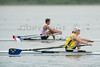 World Rowing Under 23 Championships 2014, Varese, Italy.<br /> Wednesday<br /> Heats<br /> M1X