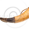 powder horn isolated