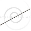 sewing needle isolated on white background