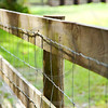 diagonal fence