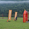 Eastern States 100: finish line, 7-8am.