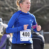 Northern Central Rail Trail Marathon, Nov 30, 2013, near finish