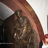 Inside the Moscow Metro or Subway system