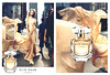 ELIE SAAB Le Parfum 2012 United Arab Emirates (recto-verso with scented sticker)