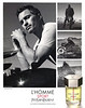 YVES SAINT LAURENT L'Homme Sport 2014 Spain 'La nueva fragancia masculina'<br /> MODEL Olivier Martinez, PHOTO Mathieu César
