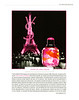 YVES SAINT LAURENT Paris Premières Roses Limited Edition 2015 Spain (advertorial Joyce) 'Paris es una fiesta'