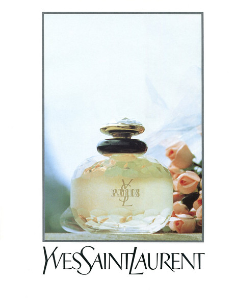 YVES SAINT LAURENT Paris 1991 Italy