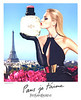 YVES SAINT LAURENT Paris 2013 France 'Paris je t'aime'