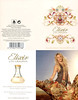 Elixir by SHAKIRA 2012 Spain (4-face folding cardboard vial holder card)