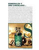 SISLEY Eau du Soir 2013 Limited Edition 2014 Spain (advertorial Joyce) 'Esmeralda y oro cincelado'