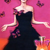 ANNA SUI Love 2002 France MODEL:Audrey Marnay, PHOTO: Sarah Moon