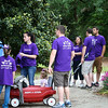 Participants of the Stroll for Seizure Control walk around Hampton Park on Charleston, SC on 4/25/15 to bring awareness to seizure control. Sponsored by the South Carolina Advocates for Epilepsy. Photos by J/L Stivers.