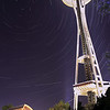 Stars Over Space Needle
