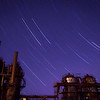 Star Trails at Gas Works Park