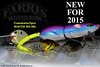 SPRO's NEW Items for 2015