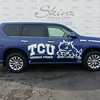 TCU, '14 Lexus GX, Sewell Automotive, Dallas, TX