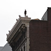 PUBLIC ART / Sculptures by Antony Gormley - Flatiron District, Manhattan NYC